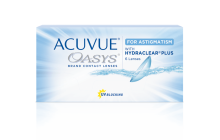 ACUVUE OASYS® for ASTIGMATISM with HYDRACLEAR® PLUS Technology