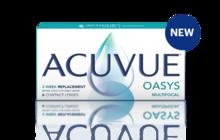 ACUVUE® OASYS MULTIFOCAL 2 WEEKLY Packshot